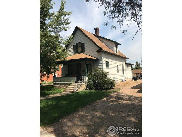 1706 11th Ave, Greeley, CO 80631 (MLS #861071) :: Kittle Real Estate