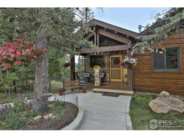 387 Wampum Ln, Jefferson, CO 80456 (MLS #861104) :: Kittle Real Estate