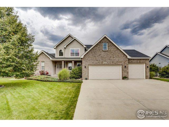 312 Estate Dr, Johnstown, CO 80534 (MLS #861171) :: Downtown Real Estate Partners