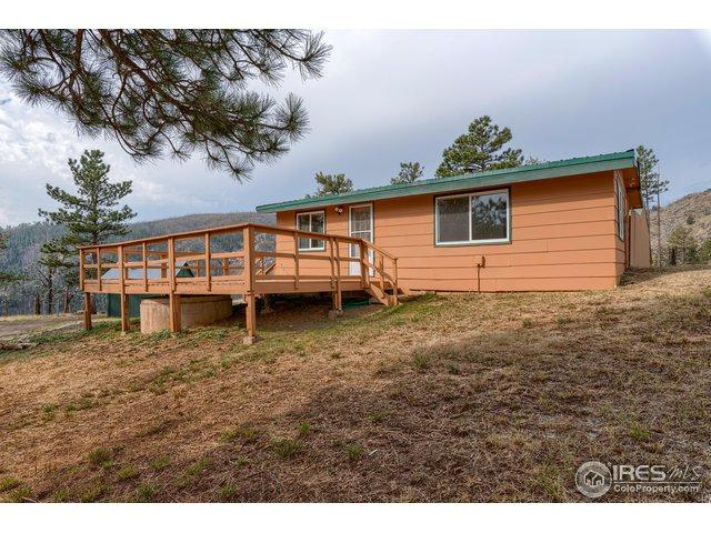 11 Horsetooth Cir, Bellvue, CO 80512 (MLS #861176) :: Downtown Real Estate Partners