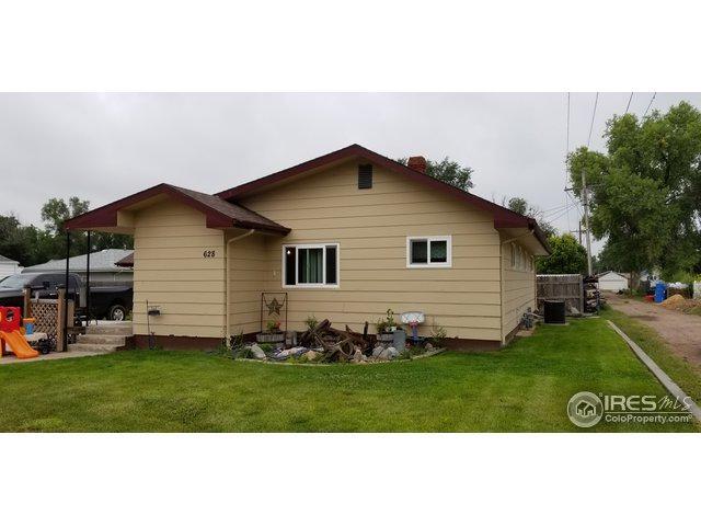 628 E Furry St, Holyoke, CO 80734 (MLS #861186) :: Kittle Real Estate