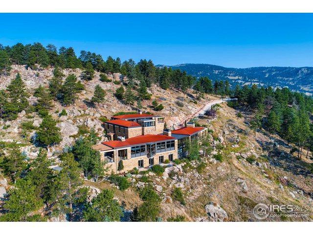 4322 Sunshine Canyon Dr, Boulder, CO 80302 (#861195) :: The Peak Properties Group