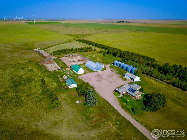 37127 County Road 49, Peetz, CO 80747 (MLS #861208) :: The Daniels Group at Remax Alliance