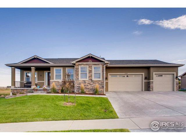 8106 Skyview St, Greeley, CO 80634 (#861222) :: The Peak Properties Group