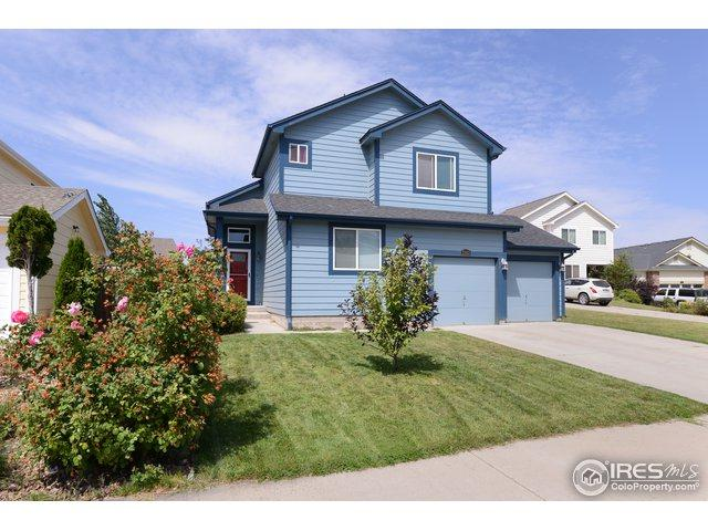 2303 Carriage Dr, Milliken, CO 80543 (#861223) :: The Peak Properties Group