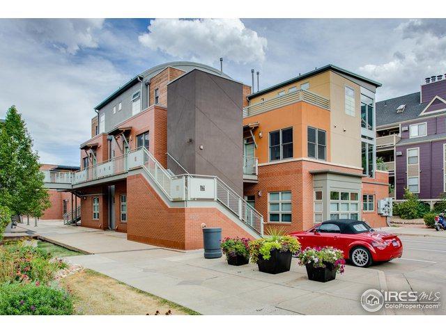 2336 Spruce St F, Boulder, CO 80302 (MLS #861285) :: 8z Real Estate