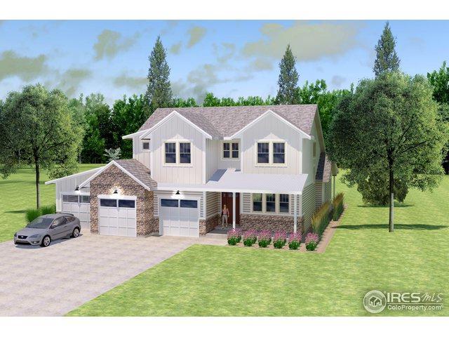 605 Harvest Moon Dr, Severance, CO 80550 (MLS #861304) :: Kittle Real Estate
