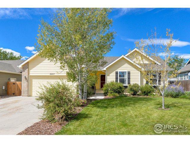 8427 Sonata Ln, Wellington, CO 80549 (MLS #861308) :: 8z Real Estate