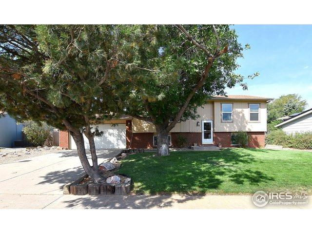 313 43rd Ave Ct, Greeley, CO 80634 (#861310) :: The Peak Properties Group