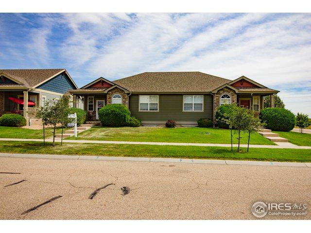 3624 Palermo Ave, Evans, CO 80620 (MLS #861318) :: The Lamperes Team