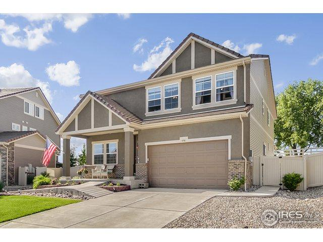 4958 Silverwood Dr, Johnstown, CO 80534 (#861347) :: The Griffith Home Team