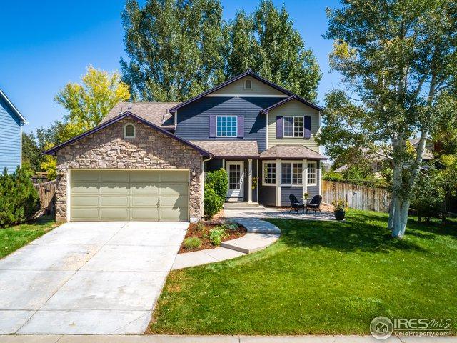 1432 Bellwood Dr, Longmont, CO 80504 (#861380) :: The Peak Properties Group