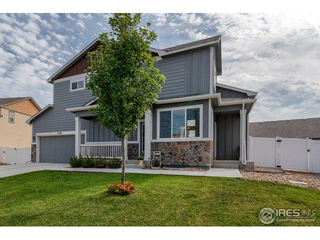 2108 75th Ave, Greeley, CO 80634 (MLS #861397) :: 8z Real Estate