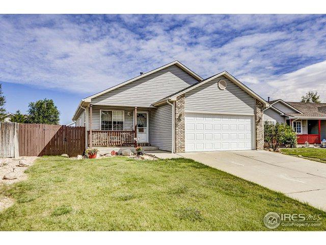 2529 Port St, Evans, CO 80620 (#861422) :: The Peak Properties Group