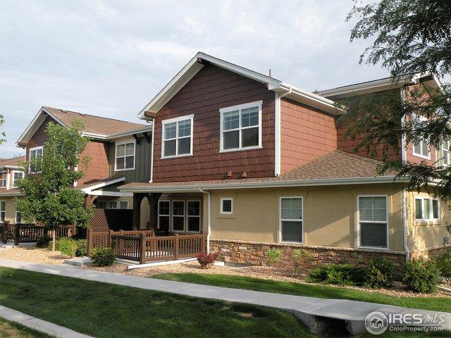 5850 Dripping Rock Ln #104, Fort Collins, CO 80528 (MLS #861434) :: Downtown Real Estate Partners