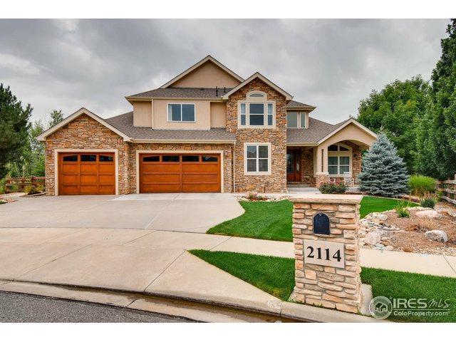 2114 Onyx Way, Longmont, CO 80504 (MLS #861437) :: 8z Real Estate