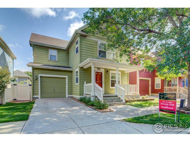 9461 E 106th Ave, Commerce City, CO 80640 (#861446) :: The Griffith Home Team