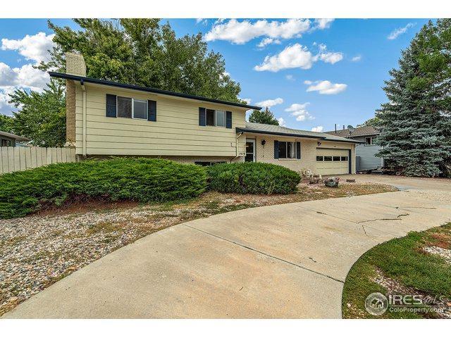 1919 SW 14th St, Loveland, CO 80537 (MLS #861450) :: 8z Real Estate