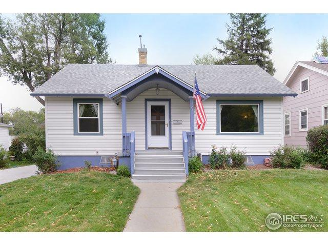 1612 14th Ave, Greeley, CO 80631 (#861462) :: The Peak Properties Group