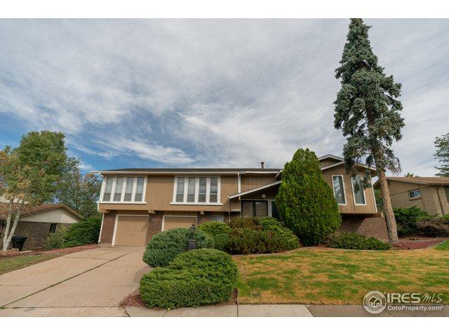8595 E Radcliff Ave, Denver, CO 80237 (MLS #861492) :: Kittle Real Estate