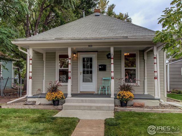 909 Emery St, Longmont, CO 80501 (MLS #861529) :: 8z Real Estate