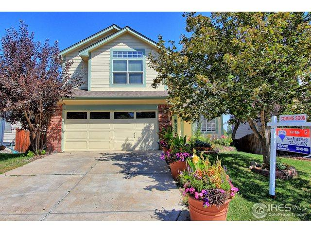 9501 W 104th Ct, Westminster, CO 80021 (#861542) :: The Peak Properties Group