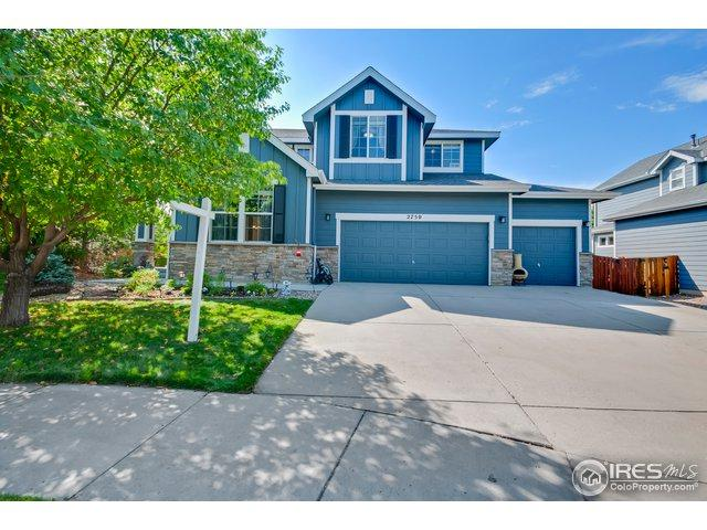 2750 Sunset Way, Erie, CO 80516 (MLS #861547) :: Tracy's Team