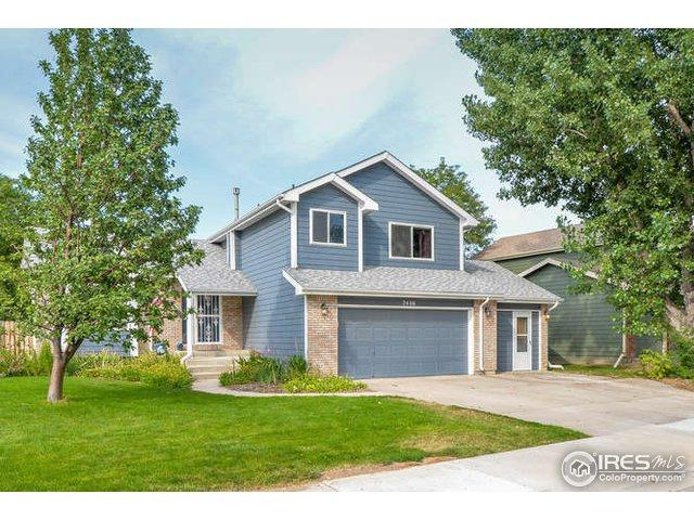 2406 Kenosha Ct, Fort Collins, CO 80525 (#861556) :: The Griffith Home Team