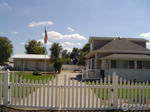 110 5th St, Gilcrest, CO 80623 (MLS #861591) :: 8z Real Estate