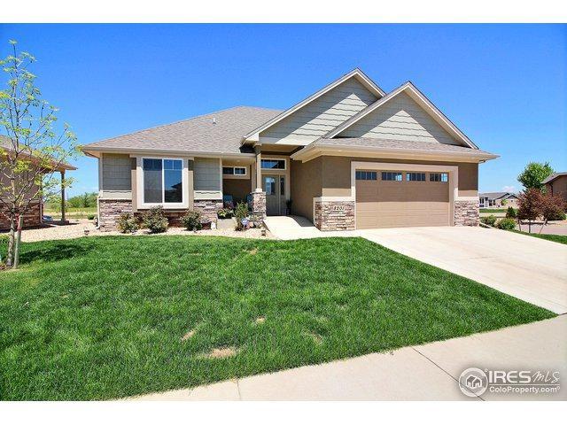 8201 Surrey St, Greeley, CO 80634 (MLS #861622) :: 8z Real Estate