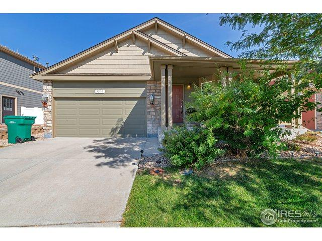 3210 San Marino Ave, Evans, CO 80620 (MLS #861626) :: The Lamperes Team