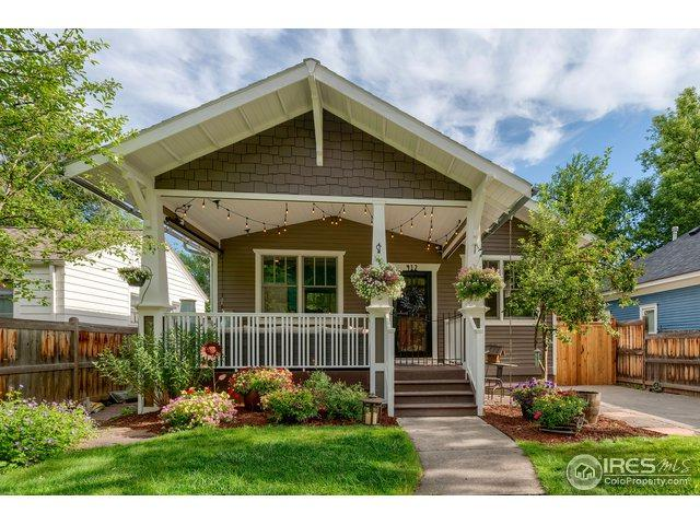 412 E Pitkin St A + B, Fort Collins, CO 80524 (#861637) :: The Peak Properties Group