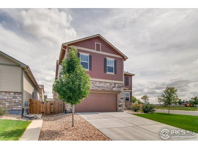 1722 Homestead Dr, Fort Lupton, CO 80621 (#861668) :: The Griffith Home Team