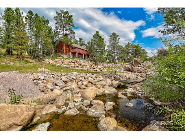 64 Seminole Ct, Lyons, CO 80540 (MLS #861714) :: Kittle Real Estate