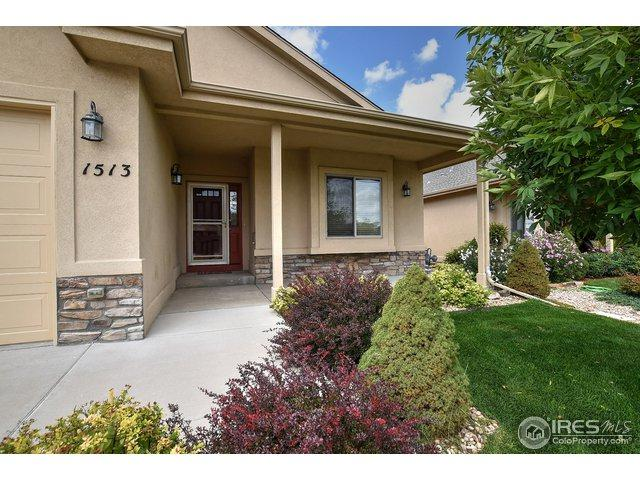 1513 64th Ave Ct, Greeley, CO 80634 (MLS #861746) :: The Daniels Group at Remax Alliance