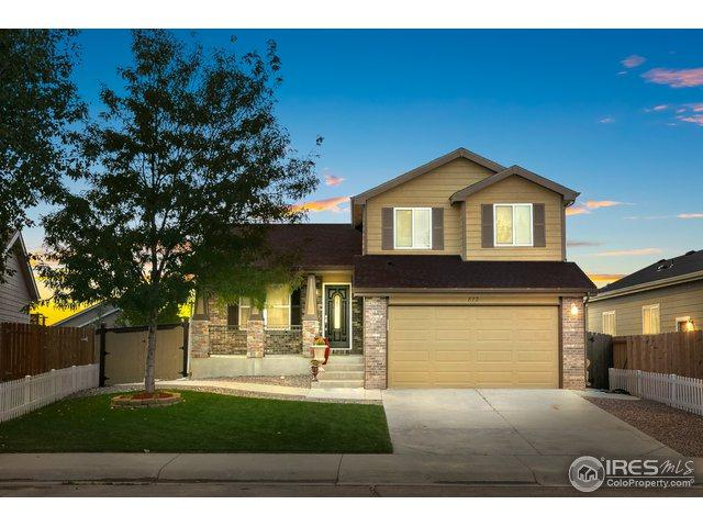 872 S Carriage Dr, Milliken, CO 80543 (#861749) :: The Peak Properties Group