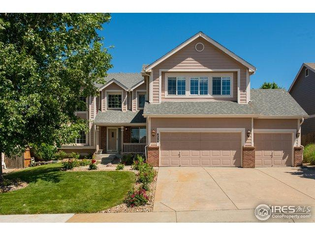 6296 W 98th Dr, Broomfield, CO 80021 (#861752) :: The Peak Properties Group