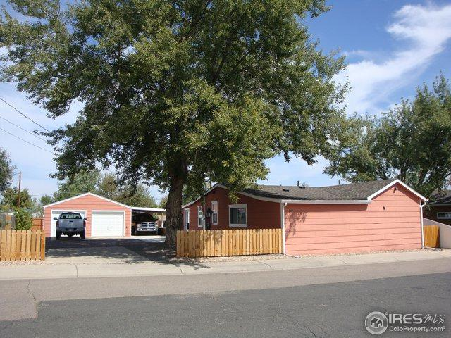 141 Monmouth Ave, Firestone, CO 80520 (#861753) :: The Peak Properties Group