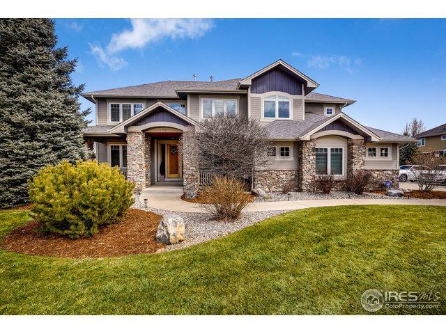 1255 Hawk Ridge Rd, Lafayette, CO 80026 (MLS #861773) :: 8z Real Estate