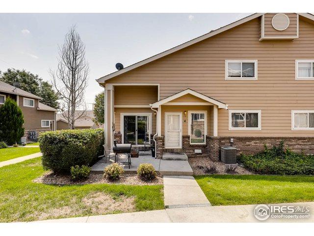 1601 Great Western Dr #4, Longmont, CO 80501 (MLS #861775) :: The Daniels Group at Remax Alliance