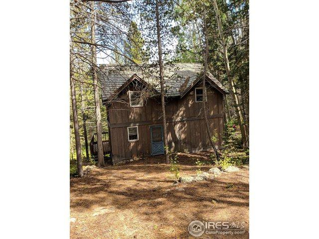 0 Old Ballard Logging Rd, Bellvue, CO 80512 (MLS #861783) :: Downtown Real Estate Partners