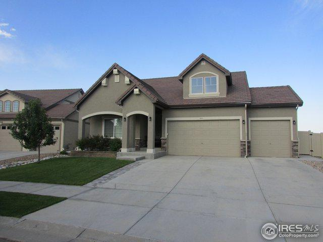 4551 Vinewood Way, Johnstown, CO 80534 (#861791) :: The Griffith Home Team