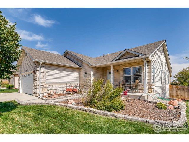 349 Hawthorne Ave, Johnstown, CO 80534 (#861796) :: The Peak Properties Group