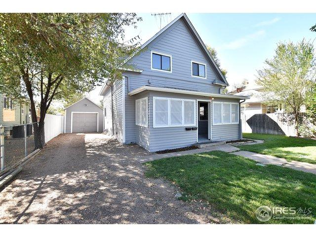 1016 4th St, Greeley, CO 80631 (#861814) :: The Griffith Home Team