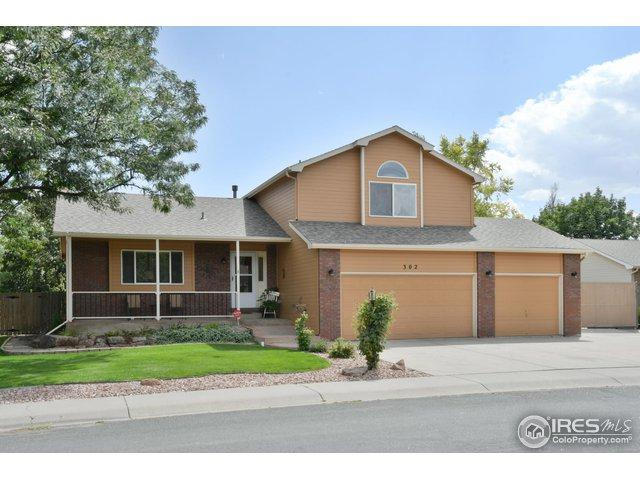 302 Spring Snow Dr, Loveland, CO 80538 (MLS #861816) :: 8z Real Estate