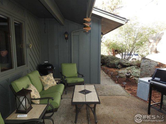 2719 Sunset Ln, Estes Park, CO 80517 (#861819) :: The Griffith Home Team