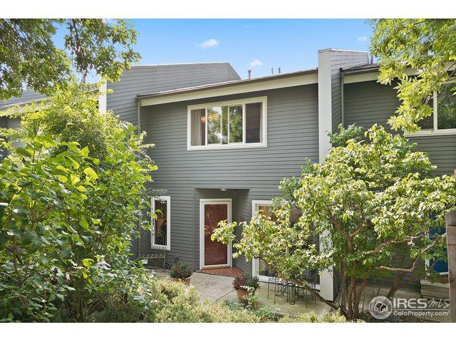 1729 Alpine Ave #8, Boulder, CO 80304 (MLS #861838) :: The Daniels Group at Remax Alliance