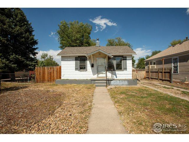 1225 5th St, Greeley, CO 80631 (MLS #861846) :: Sarah Tyler Homes
