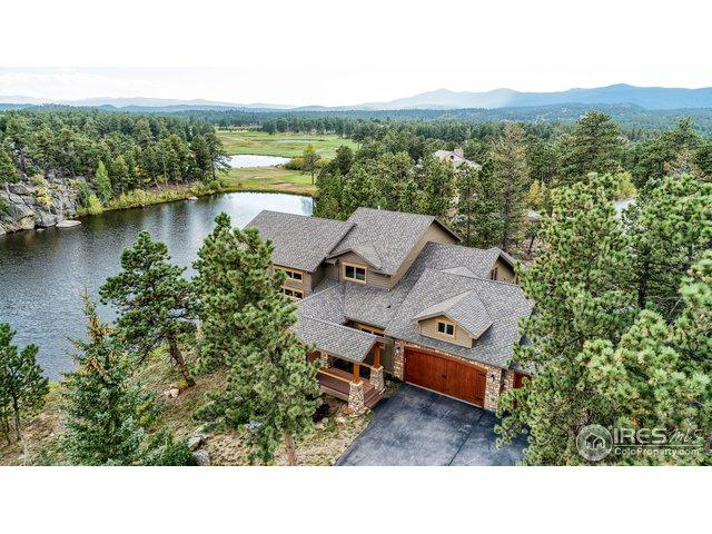 2585 E Fox Acres Dr, Red Feather Lakes, CO 80545 (MLS #861847) :: Kittle Real Estate