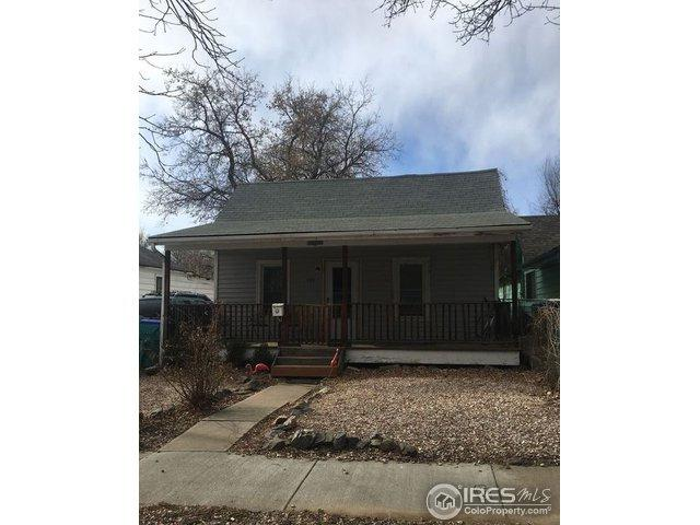 405 N Loomis Ave, Fort Collins, CO 80521 (MLS #861855) :: 8z Real Estate